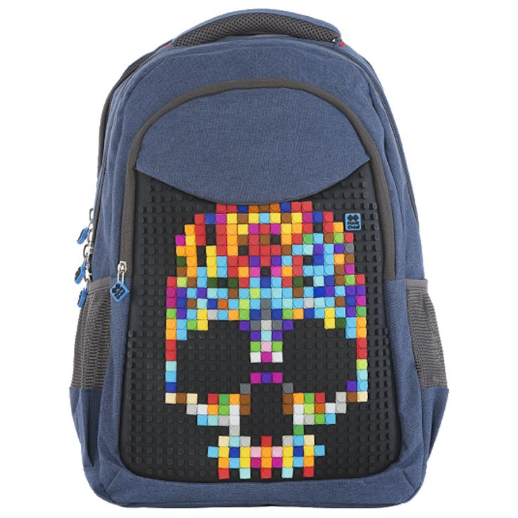 PIXIE CREW Student Backpack Advanced BLUE/BLACK - Student Backpacks - Backpacks  | Pixie Crew