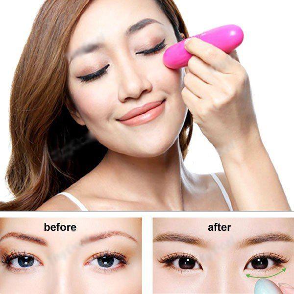 """Как избавиться от мешков под глазами, а также морщин вокруг глаз?  Вам поможет  Портативный мини-массажер вокруг глаз. http://teasensei.ru/smartad/public/sites/45  Маленький массажер вокруг глаз """"MINI-208"""" эффективно устраняет круги и мешки под глазами, а также морщины вокруг глаз.   В процессе работы массажера создаёт магнитное поле, происходит воздействие на акупунктурные точки, расположенные вокруг глаз."""