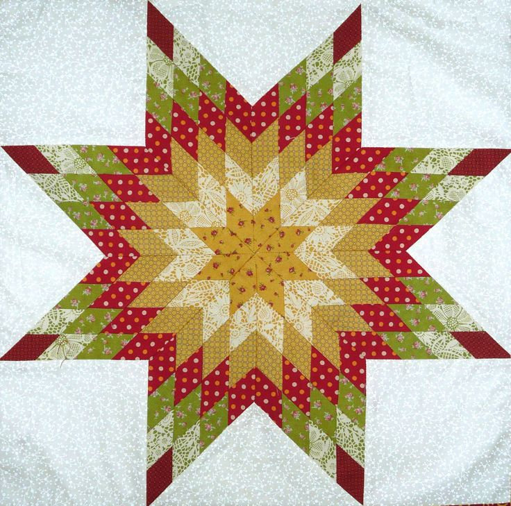 lone star quilt pattern free printable - Bing Images