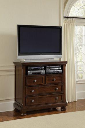 Living Room Storage Hamilton Media Chest By Vaughan Bett At Kensington Furniture