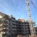Genevestraat te Evere  verzorgden op dit werk: -          De volledige dakconstructie uitgevoerd in prefab spanten. -          De prefab dakkapellen -          De gootbetimmeringen -          De in het werk getimmerde dakkapellen