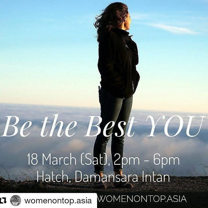 #Repost @womenontop.asia with @repostapp  Women are loving beautiful creative compassionate and exotic beings yet we tend to forget how wonderful we are. Due to many factors in life and society norms we often suppress our inner voice and give up our desires passion and dreams only to find ourselves feeling helpless lost and losing our self-confidence. In conjunction with International Women's Day to celebrate the wonderfulness of women we (Women On Top WOT) are running a fun and interactive…