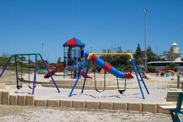 Yoganup Playground Busselton