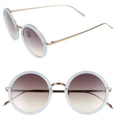 Linda Farrow Sunglasses on ShopStyle