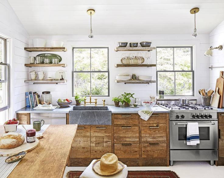 17 best ideas about country kitchen decorating on for Cute country kitchen ideas