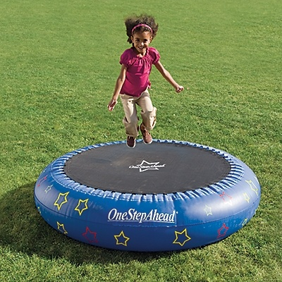 brilliant...inflatable trampoline poolIdentical Twins, Kids Swimming Pools, Pools Fun, Sensory Activities, Kids Stuff, Inflatable Trampolines, Backyards Fun, Trampolines Pools, Summer Fun