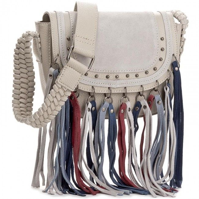 Kabelka PEPE JEANS - Luciana Bag PL030730 Factory White 801
