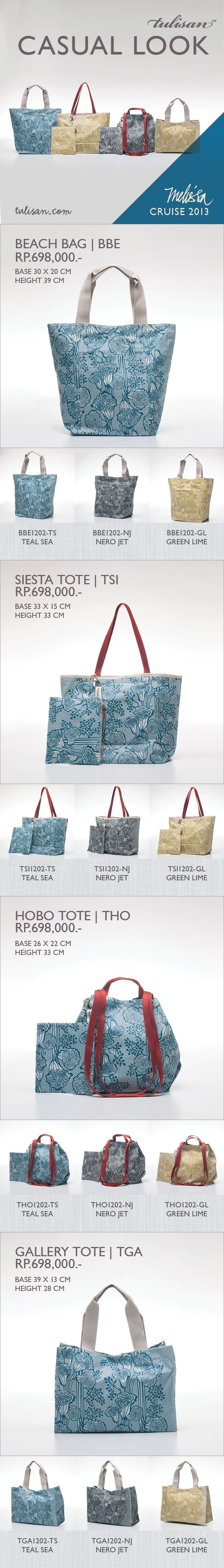 #Tulisan #Cruise #casual #Beach #Bag #Siesta #Tote #Hobo #Gallery #canvas #prints #illustration