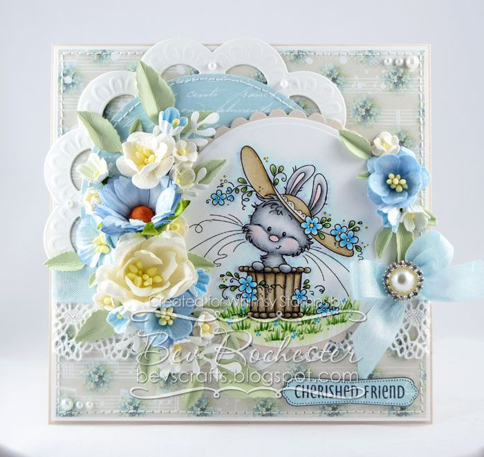 2451 best images about Cards WeeWhimsy stamps – Easter Stamps Card Making