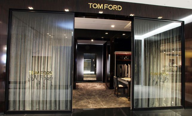 Selfridges Tom Ford made-to-measure service - GQ Style News - GQ.co.uk