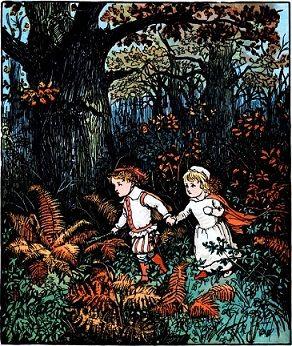 La leyenda de los niños del bosque de las lamentaciones – Secretos y curiosidades del mundo
