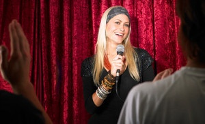 Groupon - Standup Show for Two or Four at Laugh Out Loud Comedy Club (Up to 56% Off) in San Antonio (Uptown Loop). Groupon deal price: $17.00
