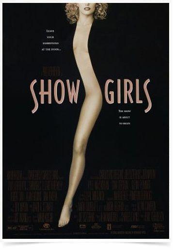 Comprar Poster Cinema Filme Show Girls impresso com tecnologia HighHD de alta definição em papel semi-glossy especial com gramatura 250g no tamanho A3 (42x29cm) com cores vibrantes.