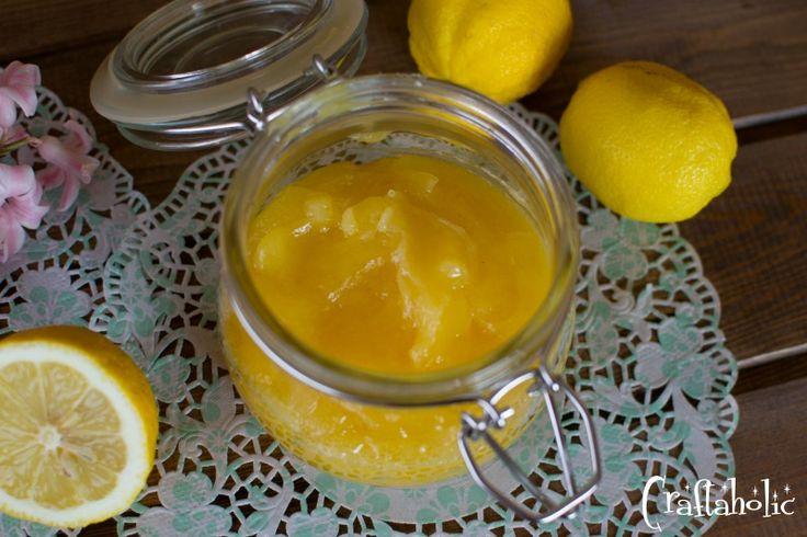 Δροσερή λεμονόκρεμα ή αλλιώς lemon curd