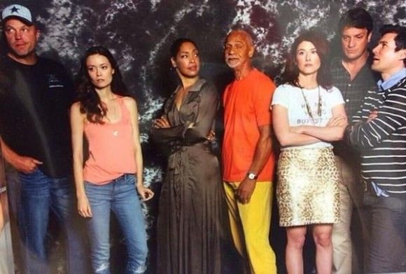 Things We Saw Today: The Firefly Cast Is Always So Happy To See One Another | The Mary Sue