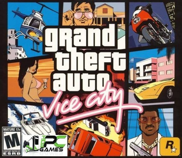 Gta Vice City Pc Game Latest Version Free Download Gta Grand Theft Auto