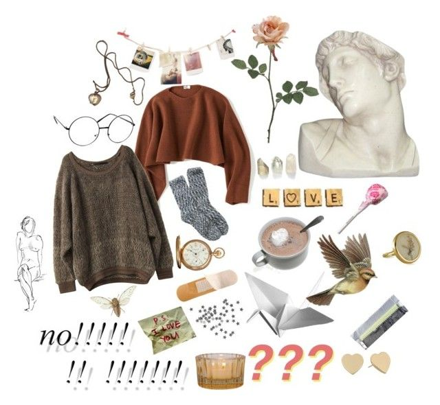"""""""a conversation about identity"""" by funkybops ❤ liked on Polyvore featuring Uniqlo, Free Press, ZeroUV, House Parts, Melissa Joy Manning, Kate Spade and Howard"""