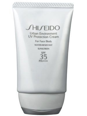 A broad-spectrum, water-resistant Shiseido sunscreen that protects with SPF 35 while moisturizing and warding off free radicals....