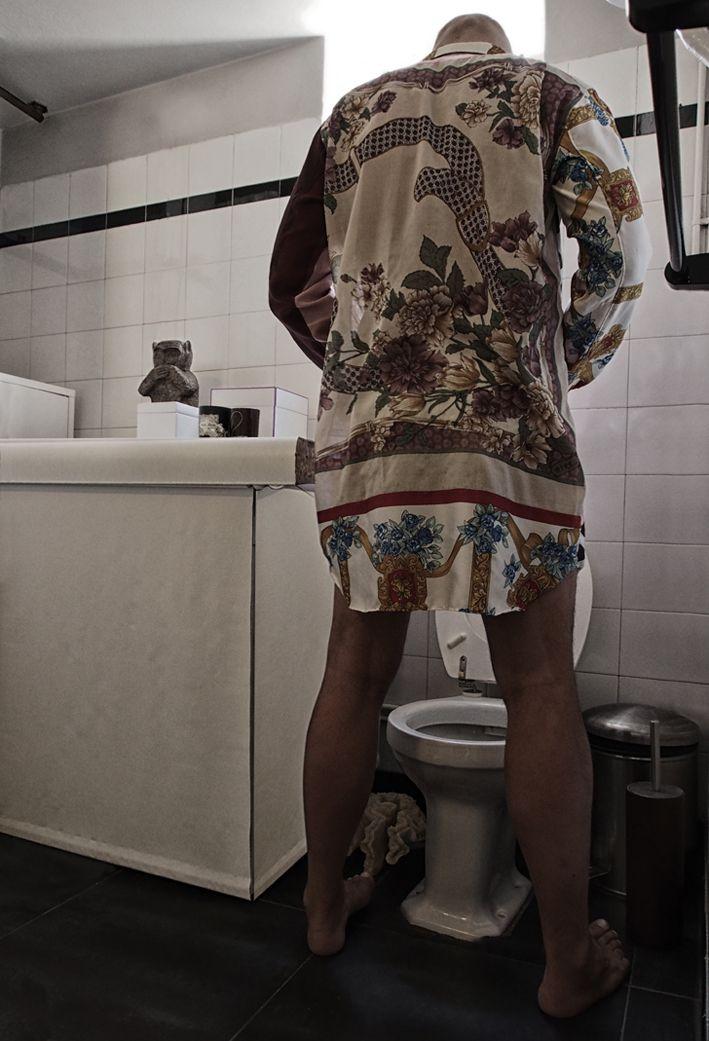 Silk shirt, Comme des garcons homme plus, number3store.com