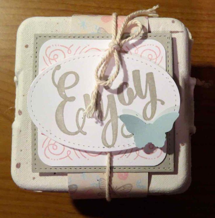 Stampinu0027Up Mini Egg Cartons 19 best Stampin