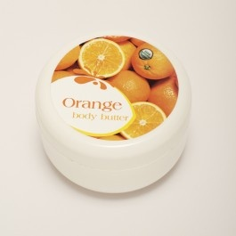 Moisturize your skin with Azafran Orange Body Butter that cures skin blemishes and smoothes the texture of your skin.It leaves your skin feeling soft,fragrant and nourished. This product is made from certified organic ingredients.