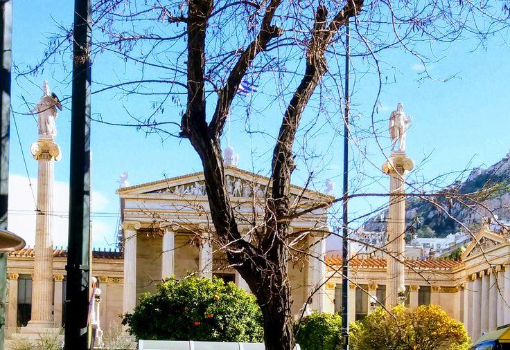Athens, Panepistimiou st.