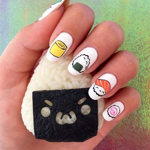I Scream Nails - Melbourne Nail Art https://www.facebook.com/shorthaircutstyles/posts/1758995404390899