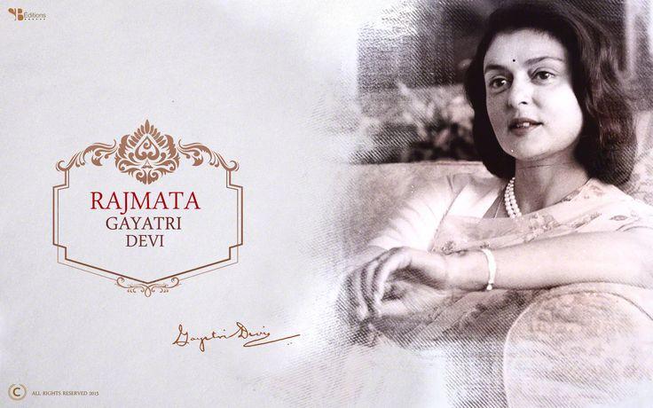 Theme : Rajmata Gayatri Devi 2015,Designed By : Sanchari Bhattacharya