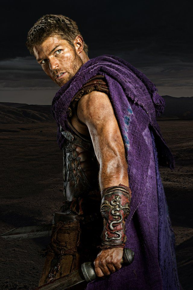 Still of Liam McIntyre in Spartacus: War of the Damned
