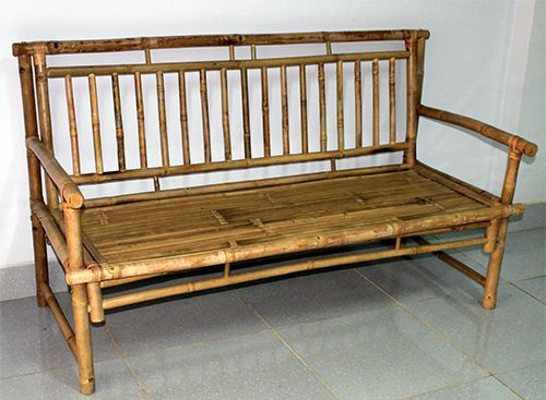 Bamboo Bench   Master Garden Products