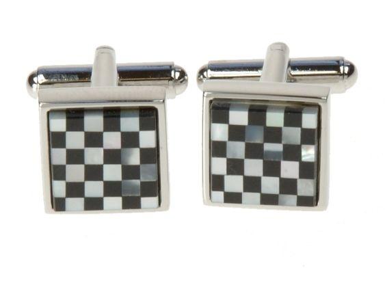 Chess cufflinks by Simon Carter of London (gentleman.fi)