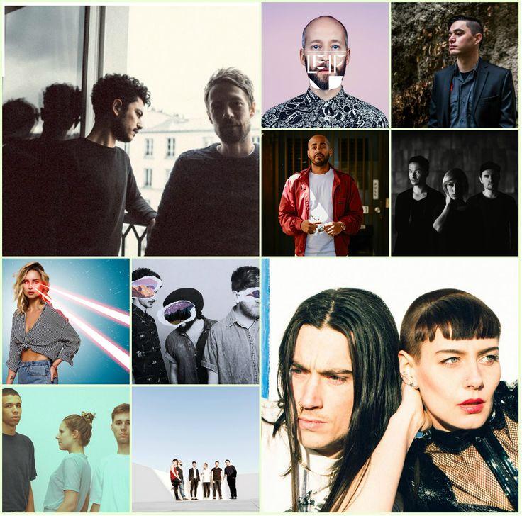 Keşif: 2017 Yılının İlk Yarısında Kulaklarımıza Çalınan 10 Yeni Müzisyen