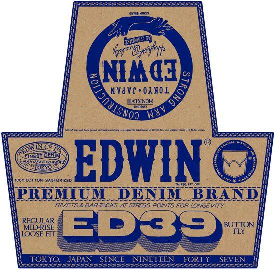 Edwin Denim