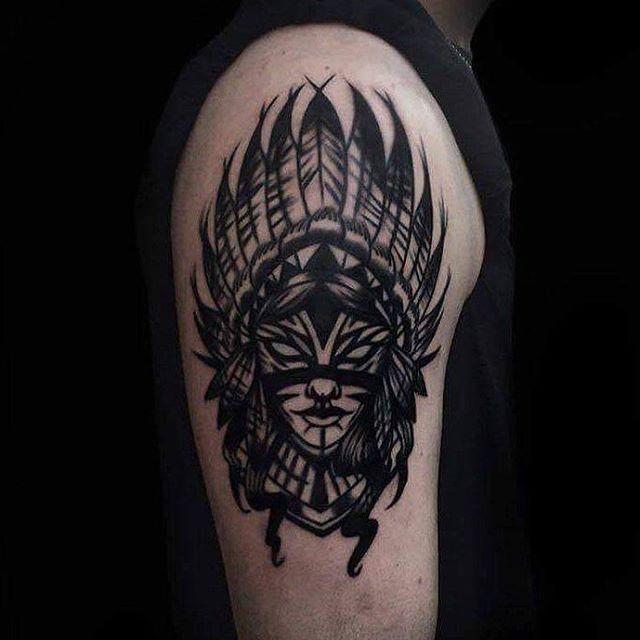 Conheça nossa incrível seleção com 70 fotos de tatuagens de índias impressionantes. Confira!