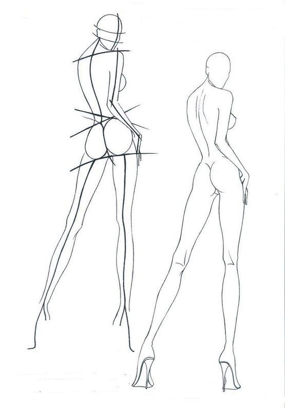 Pi di 25 fantastiche idee su disegno di moda su pinterest for Corso di fashion design