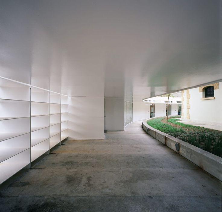 Estudio Cano Lasso Arquitectos, Pablo Díaz-Fierros · Ampliacion Colegio Arquitectos de Málaga