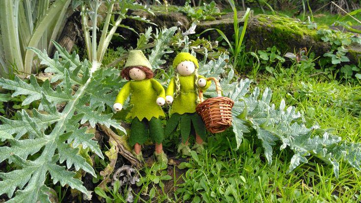 Forest elves I can Make it kit