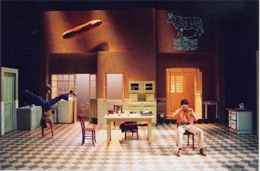 Tatto Theatre - Pourquoi la cuisine? - Mladen Materic & Peter Handke
