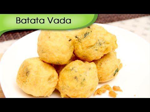 Authentic Batata Vada   Potato Dumplings   Mumbai Street Food   Indian Fast Food Recipe by Ruchi Bharani