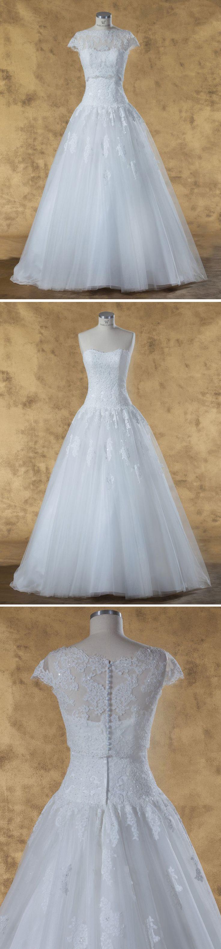 33 best Hochzeitskleid Träger images on Pinterest | Hochzeitskleider ...