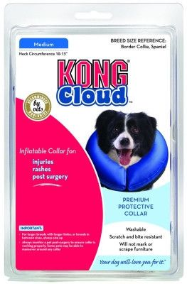 KONG - Cloud Inflatable Dog Collar
