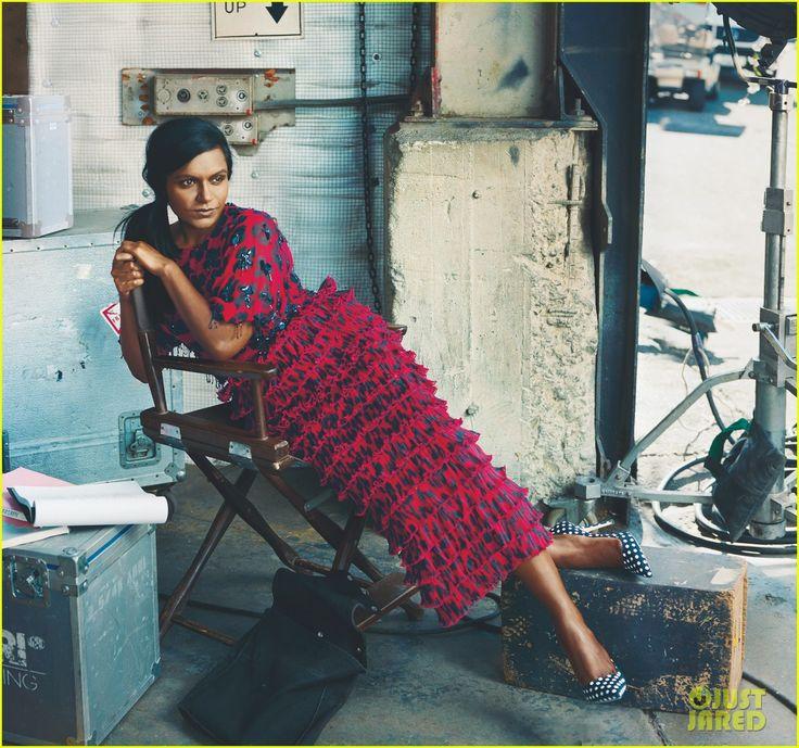 Mindy Kaling | Vogue