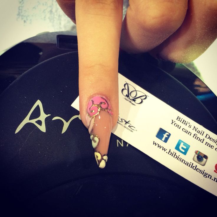 Artistic Nail design L&P and Colour Gloss!!