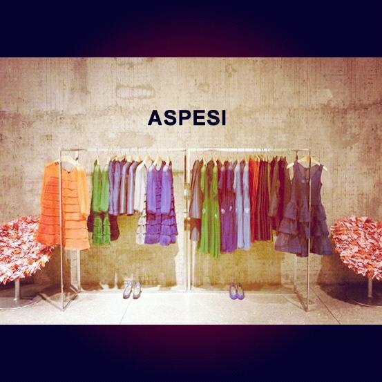 ASPESI Store Milano