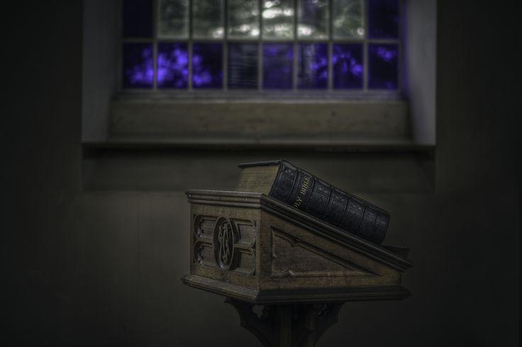 THE HOLY BIBLE by Ian M Hazeldine on 500px