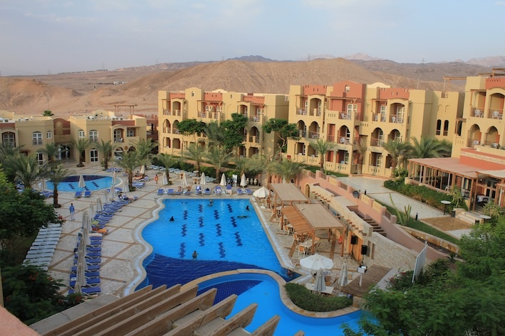Where I'm going to be staying in March