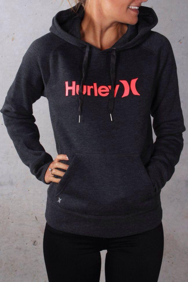 Hurley jumper