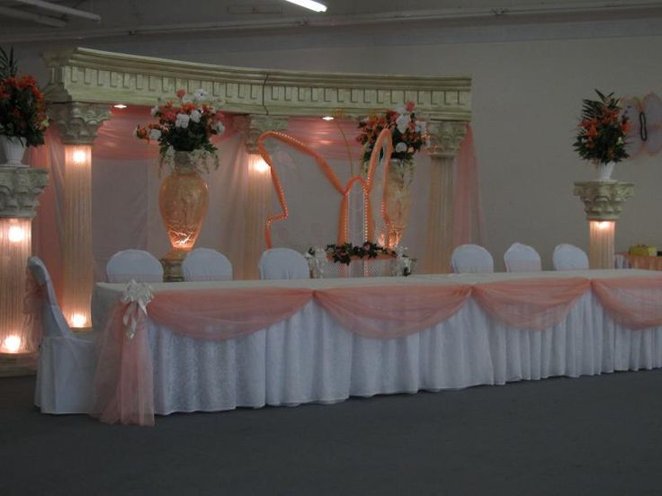 quinceanera main table decorations - Google Search | 15 ...