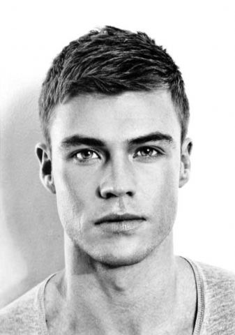 Short Hairstyles For Men short crop for thick hair neck taper Popular Short Haircuts For Men Images