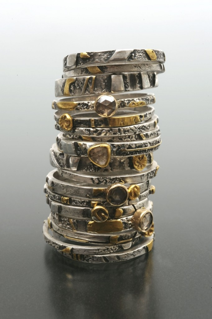 294 best stackables images on jewelry rings